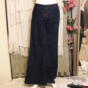 Vintage Express stretch Bell bottom Jeans